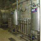Buffer Tanks with  High Filtration Units