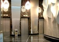 Carbon Steel Elevator Interior Finishes