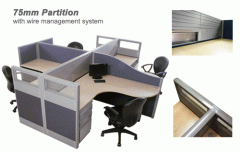 The Distinctive Office Partition Systems