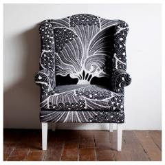 Ms. Pea Wing Chair
