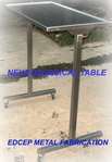 Table Metal Glass
