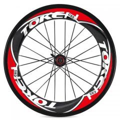 Token C85 Carbon Clincher Road Wheelset