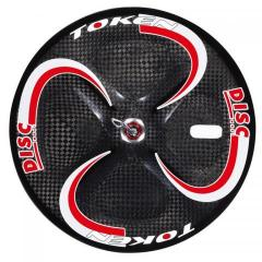 Oken DT56 Disc Carbon Tubular Rear Wheel