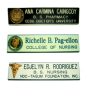 Nameplates Metal