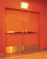 TOYO Fire Rated Doors