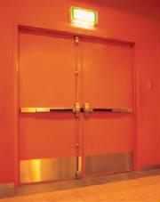 TOYO Fire Rated Doors