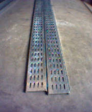 Perforated Cable tray Cover hot dip galvanized