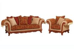 Monalisa Woodpatch Sofa
