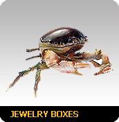 Decorative Box Crab