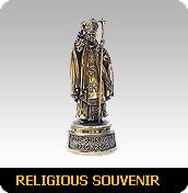 Statuette Souvenir Religion