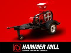 Shredding and Pulverising/Hammer Mill Machine