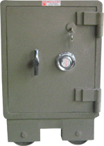 Steel Safe model 401