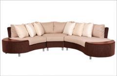 Albert Soft Corner Sofa