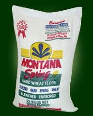 Hard Wheat Flour Montana Spring