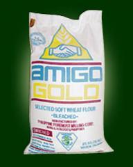 Soft Wheat Flour Amigo Gold