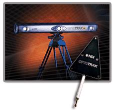 OPTOTRAK Portable Coordinate Measurement Machine