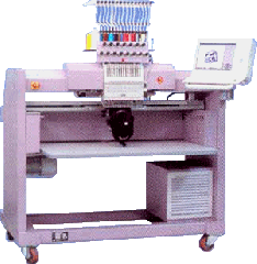 Embroidery Machines JAF 0115