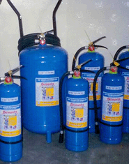 Firemaster AFFF Aqueous Film Forming Foam Extinguishers