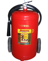 Dry Chemical Stored Pressure Type