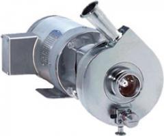 Ultra Hygienic Centrifugal Pumps TRA® 400 Series