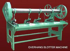 Conventional Heavy Duty Corrugated Board Slotter