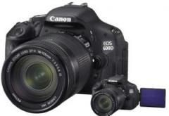 Canon EOS 600D SLR Camera