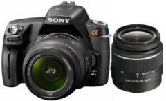 Sony A390 plus SAL1855 Camera