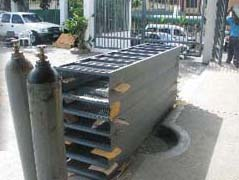 Fabricated Cable Tray