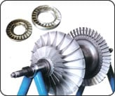 The Wheel of the Turbine