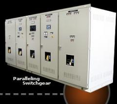 LV and MV Paralleling Switchgear