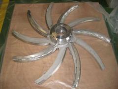 Fiberizer F4 Rotor
