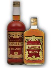Napoleon QUINCE AŇOS Brandy