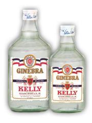 Ginebra Kelly Gin