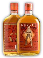 Vino de Kung Fu