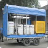 Mobile Water Treatment System