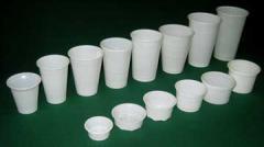 Crystal Sundae Cups