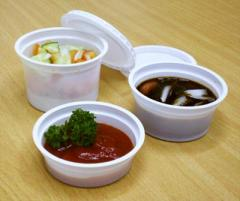 Portion Cups Plastic