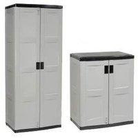 Cabinets Plastic