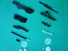 Ccar Parts Plastic