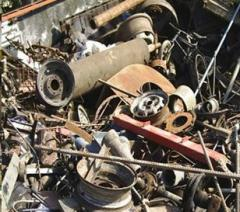 EFI Deals in Various Scrap Metals