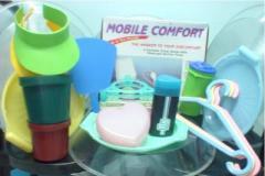 Items Like Hangers, Cd Rack,Plastic Fan, Sun Visor
