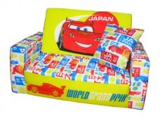 Kiddie Sit & Sleep: Cars 2 Japan