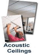 Humidity Resistant Acoustical Ceilings