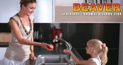 BEAVER Kitchen Sink