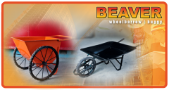 BEAVER Wheelbarrows