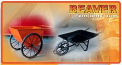 BEAVER Wheelbarrows