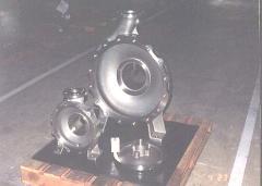 Pump Casing & Cover