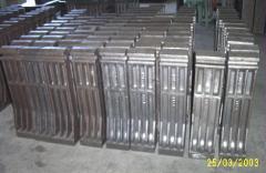 Incinerator Parts: Side Grate Plate