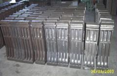 Double-width Grate Plate