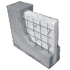 Supersonic StyroMesh Wall Panel